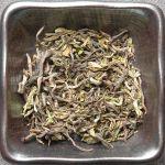 First flush tea leaves
