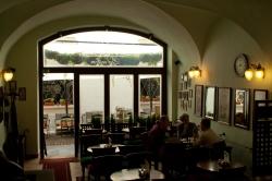 Tea house CHA in Ljubljana
