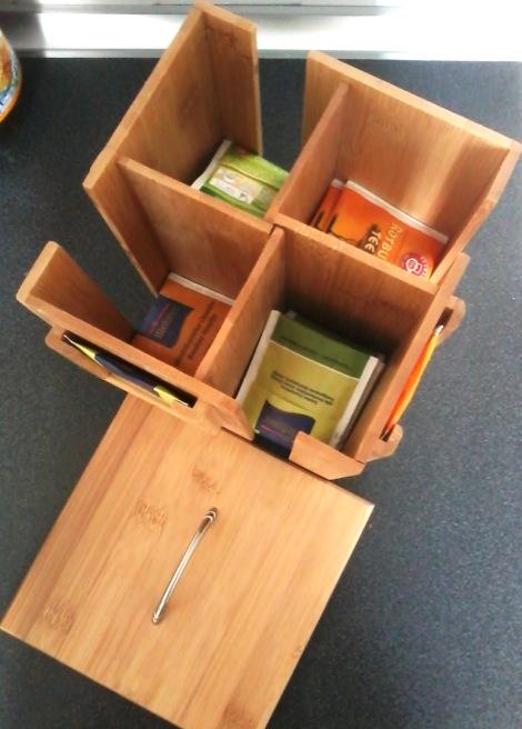 Tea box for your bagged tea
