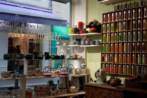 Maison de Thé - the cozy tea house in the 5th arrondissement in Paris