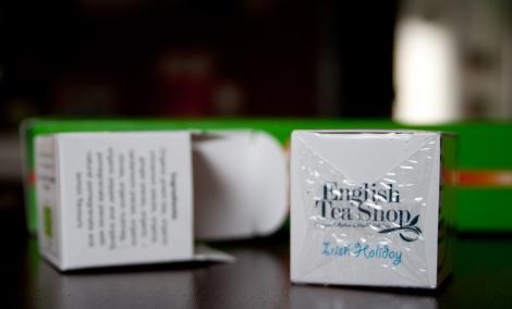 English Tea Shop sells original tea advent calendars