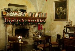 Romantic tea house Skonis ir kvapas in Vilnius