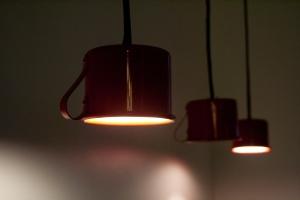 Original lights in Chaika