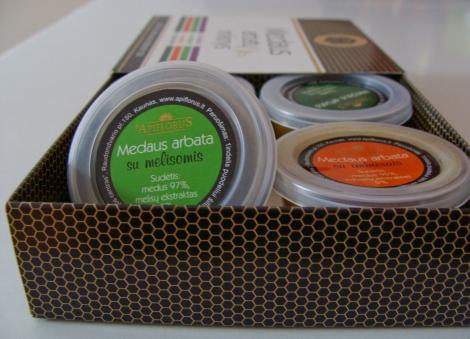 Lithuanian Honey Tea