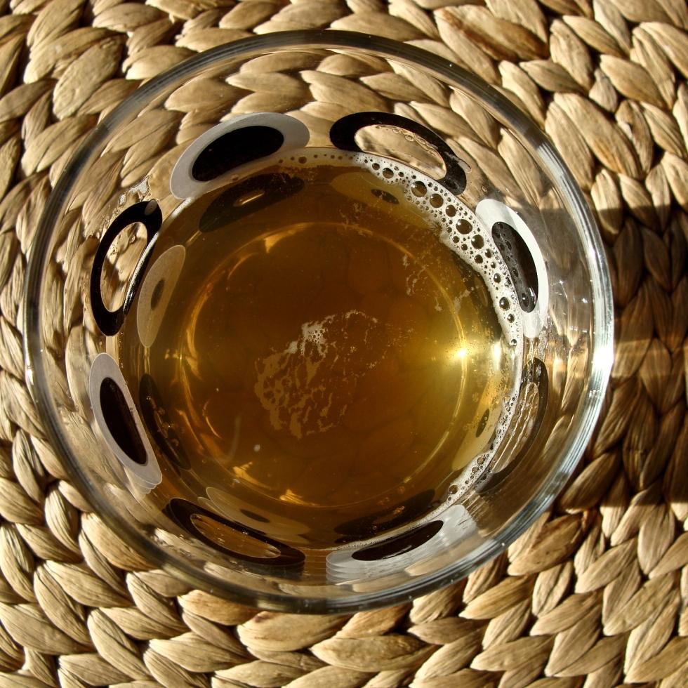 Fermented tea based drink called Kombucha