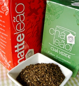 Tea Leão from Brazil