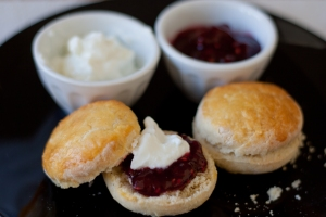 Scones - English bakery to go with tea