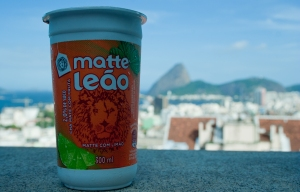 Matte Leao - a Brazilian brand of mate soft drink