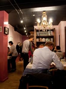 Gingerbread Tea Room in Bruges
