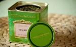 Green Sencha tea by Fortnum & Mason in London