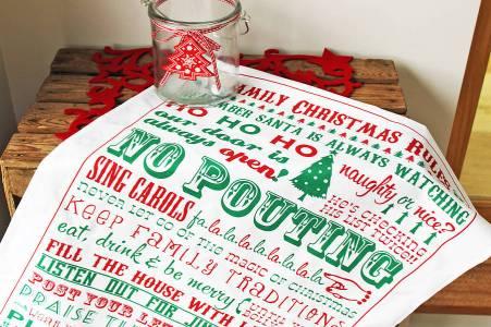 original_family-christmas-rules-tea-towel