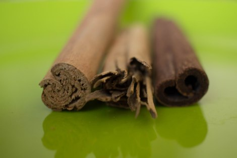 Cinnamon from Mexico