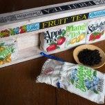 Ceylon fruit teas from Sri Lanka